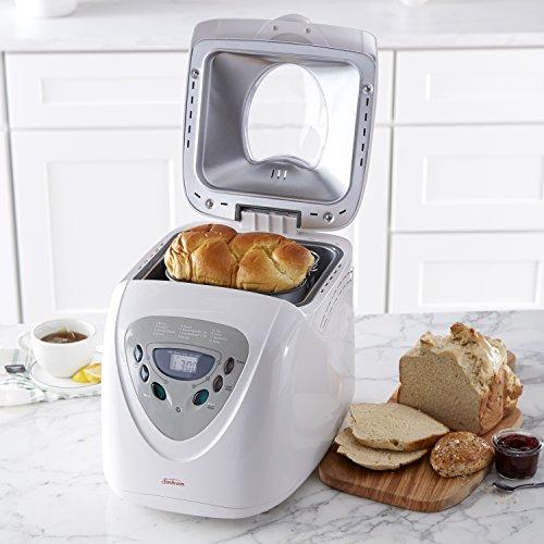 Sunbeam 2 Pound Programmable Breadmaker Review