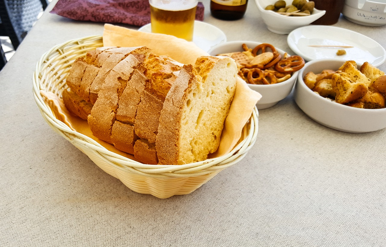 Simple and Delicious Bread Recipes with no Yeast